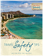 Hawaii Travel Safety Tips e-brochure